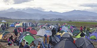 Tema del mes, refugiados
