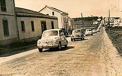 Caravana publicitaria de la Feria por las carreteras del Occidente.