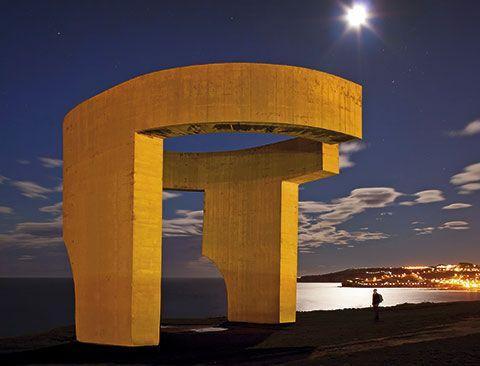 Elogio del Horizonte. Gijón