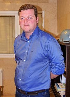 Daniel Langer. Presidente de Arastur