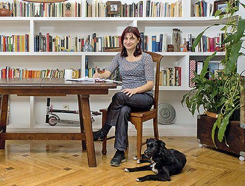 Mónica Rodríguez. Escritora