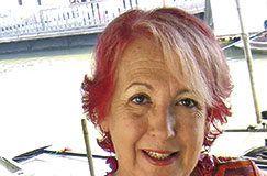 Rosa María Calaf. Periodista