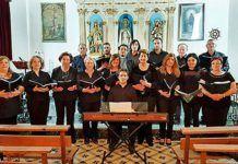 Coro Parroquial San Martín de Mohías (Coaña)