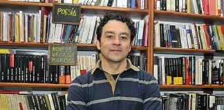 Leonardo Prado. Presidente de la Asociación Libreros de Oviedo