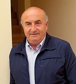 Enrique Castelao, alcalde de Tapia de Casariego
