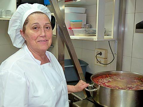 Carmen Carbajales, de Tapia, nueva Guisandera.