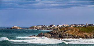 Vista de la costa de Tapia de Casariego