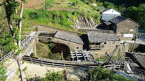 Museo de los Molinos de Mazonovo (Taramundi)