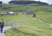 Camino de Santiago de Ribadesella a Vega