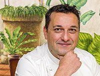 Jaime Uz, cocinero de Ribadesella