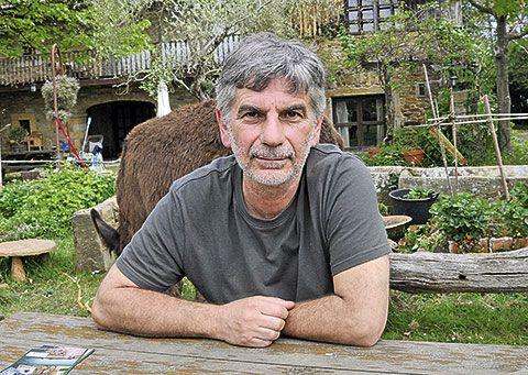 Severino García González. Presidente de Ecotur