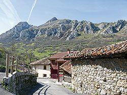 Pueblo de Villamejín (Proaza)