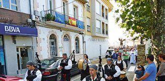 Fiestas de San Miguel en El Franco