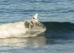 Surf en Foz (Lugo)