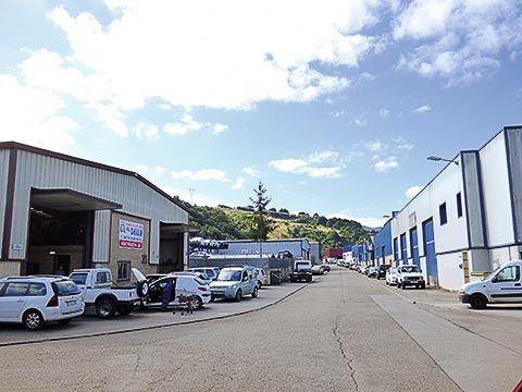 Polígono industrial de Santa Rita (Parres-Arriondas)