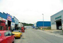 Polígono industrial de Recta de Lleu (Piloña)