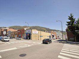 Polígono Industrial de Ferreros. Oviedo