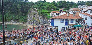 35º Desembarco de Carlos V en Tazones (Villaviciosa)