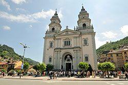 'La catedral de San Salvador según TVE'