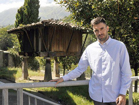 Rubén Cabo. Concejal de Turismo y Deportes