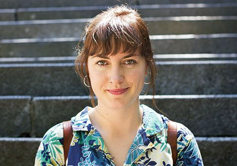 Azahara Alonso. Escritora