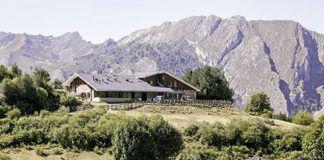Refugio de Brañagallones. Parque Natural de Redes