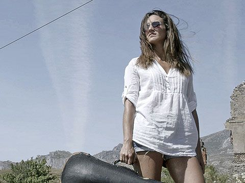 Cristina Gestido. Violista