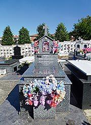 Cementerio de La Carriona (Avilés)