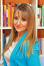 Laura López Iglesias, psicóloga