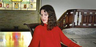 Glòria Poyatos. Pdta. de la Asociación de Mujeres Juezas de España