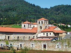 Monasterio de San Salvador, Cornellana (Salas)