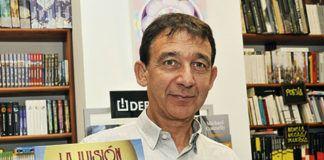 Alfredo Morán, autor de 'La Ilusión'