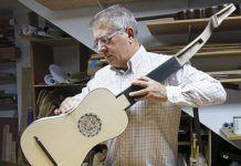 Carlos González. Maestro luthier