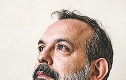 Miguel Ángel Delgado. Escritor y periodista
