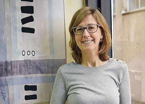 Nerea Eguren. Directora General de Planificación, Ordenación e Innovación Social