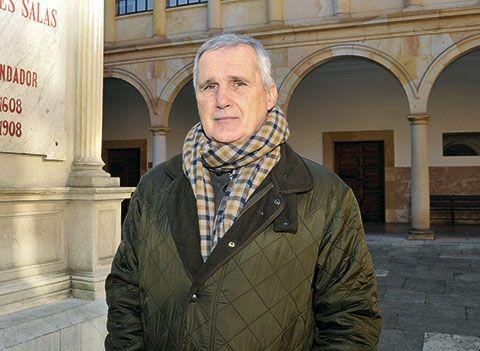 Francisco J. Bastida. Catedrático de Derecho Constitucional