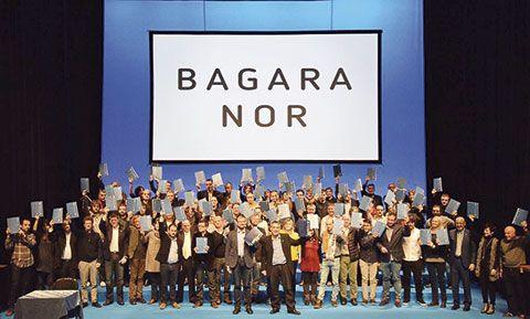 Firma del Protocolu pa la Garantía de los Drechos Llingüisticos en Donostia
