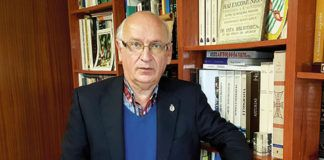 Juan Luis Álvarez del Busto. Cronista de Cudillero y Presidente de la Asociación de Cronistas Oficiales de Asturias