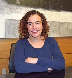 Noelia Macías, concejala de urbanismo, empleo y desarrollo económico del ayto. de Siero