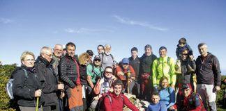 Grupo de Montaña Monteagudo