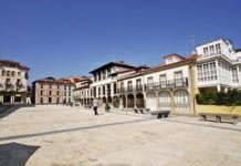 Plaza en Pravia