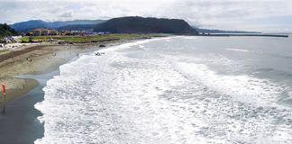 Playa de Los Quebrantos (Soto del Barco)