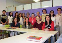 Mujeres en la Casa de Encuentros de Castrillón