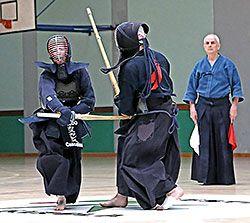 Torneo interregional de Kendo en Sestao 2016
