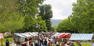Feria de la Primera Flor. Grado