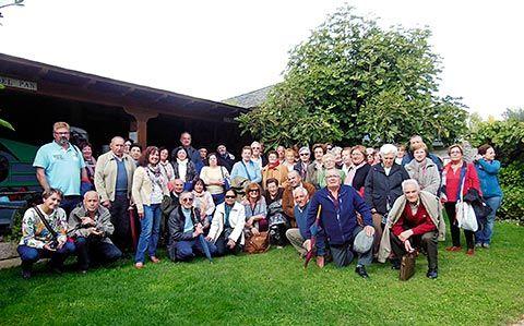 """Visita al Museo Etnográfico Agrícola """"El Varal"""" en Carracedo del Monasterio, en la provincia de León"""