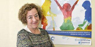 Ana Isabel Farpón. Directora del Instituto Asturiano para la Atención Integral a la Infancia