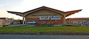 Centro de Transportes en el polígono del Espíritu Santo (Oviedo)