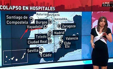 Vaya con la yegua baya que saltó la valla… en Valladolid.