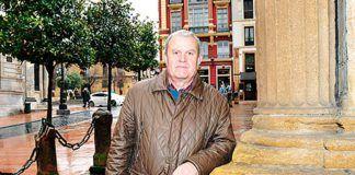 Luis Blanco es el presidente del Comité de Empresas del Grupo Renfe de Asturias y el Secretario del sector del transporte de UGT en Asturias